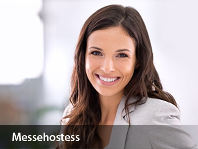 Messehostess