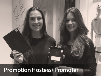 Promotion Hostess / Promoter