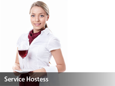 Service Hostess