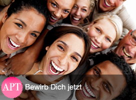 Bewerbung als Messehostess, Promoter -(in)
